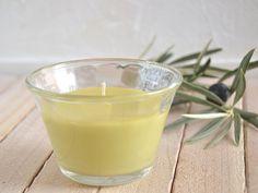 Velas Cosméticas para masaje de aceite de oliva by El Jabón Casero, via Flickr.