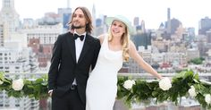 "A Quintessentially ""Downtown"" New York Wedding at The Standard, East Village"