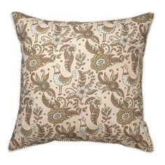 Sparrow Scatter Cushion Natural | Volpes