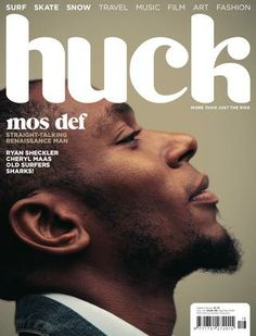 HUCK magazine - The Mos Def Issue