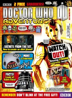 Doctor Who Adventures issue 344