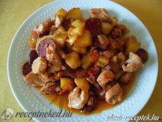 A legjobb Bogdányi aprópecsenye recept fotóval egyenesen a Receptneked.hu gyűjteményéből. Küldte: Salamon Csilla