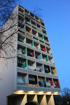 Unite d'habitation le corbusier