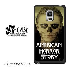 American Horror Story Tate Langdon DEAL-727 Samsung Phonecase Cover For Samsung Galaxy Note Edge