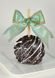 Gourmet Chocolate Cookies and Cream Caramel by BigBearChocolates, $7.99