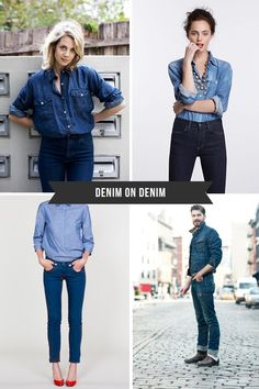 Denim on Denim |
