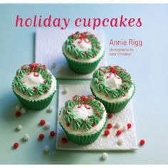 Holiday Cupcakes [Hardcover]