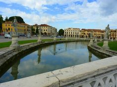 Prato dela Valle, Padova Italy