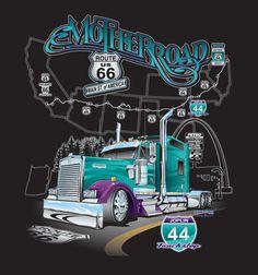Iowa 80 Group/Joplin 44 Truckstop - Mother Road