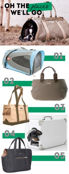 so many awesome carriers to choose from!