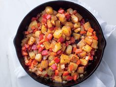 This procedure gives you boldly flavored potatoes that are crunchy and creamy. Because home fries usually pair up with delicious but mild...