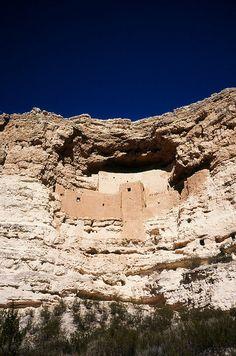 Montezuma Castle National Monument ~ Camp Verde, Arizona