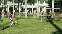 GBAC Soccer Berkeley Varsity - Guarino Scores a Penalty