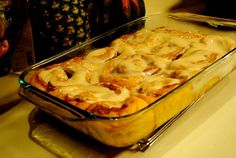 Breakfast Dishes, Breakfast Recipes, Breakfast Ideas, Grasshopper Cookies, Cookies And Cream Frosting, Great Recipes, Favorite Recipes, Pumpkin Cinnamon Rolls, Peppermint Cookies