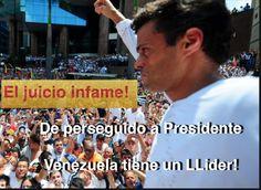 #Prediccion De Cuanto tiempo estará en prisión @LeopoldoLopez