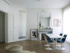 Interior architecture by Régis Larroque
