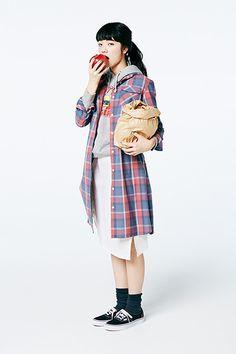 #ファーマーズマーケットに行く日   7 WEEKS with NANA - haco.magazine