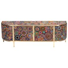 fernando and Humberto Campana - Sushi Buffet | From a unique collection of antique and modern buffets at https://www.1stdibs.com/furniture/storage-case-pieces/buffets/