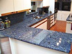 Blue Kitchen Design : Interior Design and Decor Ideas   Ideas   PaperToStone