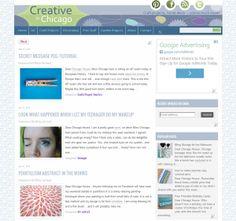 responsive website creative Chicago by Chicago web design company, Indigo Image