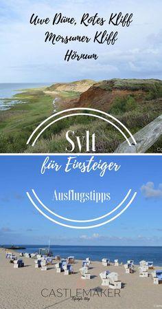 Teil 2 meiner Ausflugstipps Sylt für Einsteiger bzw. Sylt mit Kindern mit der Uwe Döne, Rotes Kliff, Morsumer Kliff, Hörnum #sylt #reisetipps