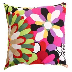Discover the Missoni Home Vevey Cushion - 59 - 40x40cm at Amara