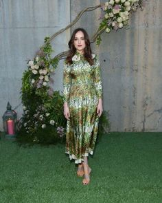 In bloom: inside Gucci's private party to launch Gucci Bloom - Vogue Australia