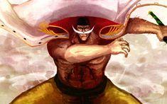 one piece Edward Newgate Barba Branca One Piece, One Piece Quotes, One Piece Ace, One Piece Pictures, Roronoa Zoro, Hot Anime Guys, God Of War, Awesome Anime, How To Memorize Things