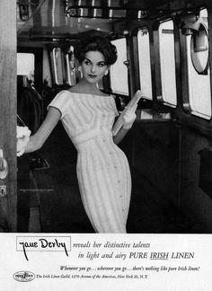 Энн Сен-Мари - Джейн Дерби 1958