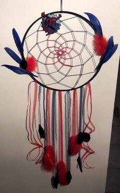 Attrape rêve spiderman