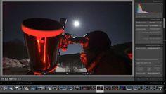 In lavorazione le fotografie della #CiaspolataAstronomica di Sabato scorso! Con la #Luna piena sembra quasi giorno! _ - http://ift.tt/1HQJd81