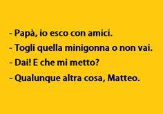 Matteo...