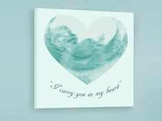 Miscarriage Remembrance Sonogram Frame, I carry you in my heart - on Canvas - Miscarriage Memorial // This is beautiful. Miscarriage Tattoo, Miscarriage Quotes, Miscarriage Remembrance Ideas, Miscarriage Awareness, Baby Boy Room Decor, Baby Boy Rooms, Nursery Decor, Nursery Room, Backgrounds