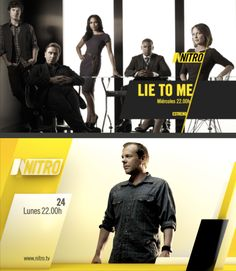"""Branding for Nitro, a new Antena 3 channel.Nitro is a dedicated channel for men, the claim of the channel is """"the action begins!Creative Direction, Art Direction, Animation and Production: Toch StudioClient: Antena 3 Televisión Channel Branding, Presentation Layout, Sports Graphics, Social Media Design, Creative Design, Web Design, Typography Logo, Tv Videos, Motion Design"""
