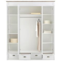 14 best Armoire - dressing images on Pinterest | Armoires, Closets ...