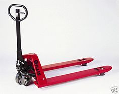 You are buying one new Gillis Heavy Duty Pallet Jack.  A photo of the pallet jack for sale is shown.  More details can be found on our website.  Please browse through our store for more products and feel free to send questions.