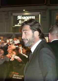 Javier Bardem- Nominated for Best Supporting Actor Javier Bardem, Best Supporting Actor, A Good Man, Spanish, Cinema, Actors, Country, Decoration, Couples
