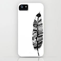 A long time ago I used to be an Indian (2) iPhone Case by Animaux Circus - $35.00 because the placement makes all the difference