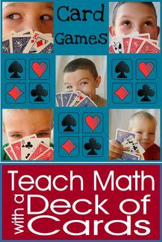 So fun!    The Tutor House: Teaching Math with a Deck of Cards 1                   M.        M,m,m      LL