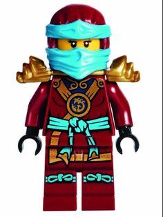 LEGO® Ninjago: LEGO® Ninjago: Deepstone Nya With Armor: Amazon.de: Spielzeug