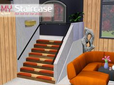 D3VV's MY Staircase