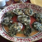 "~ Rockin' Oysters Rockefeller...    ""This is a slight variation on the classic dish Oysters Rockefeller. Serve this delicious dish and watch your guests cry, 'I love you!!!'"""