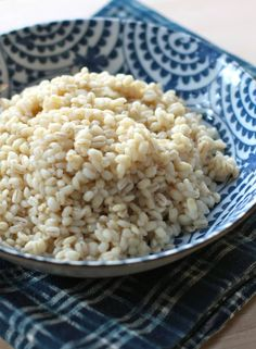 How To Cook Tender, Chewy Barley   Kitchn How To Cook Barley, How To Cook Pork, How To Cook Quinoa, Cooking Barley, Vegetarian Cooking, Fun Cooking, Cooking Recipes, Healthy Recipes, Cooking Games