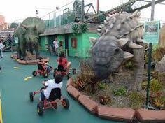 Parque @PXtraventura ubicado en el CC @PzaLasAmericas tirolina, dinosaurios, babygym,Talleres @sacatugenio y+