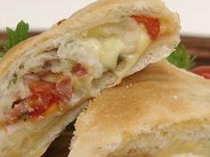 Recetas | Stromboli relleno | Utilisima.com
