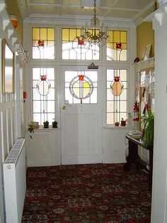 Love leadlight windows