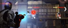 Glu Mobile has posted the official launch trailer for their upcoming mobile game based on José Padilha's upcoming Robocop remake, which is now available to download for free on all iOS platforms. The third-person tactical shooter is Glu Mobile's first collaboration with a film studio and includes a series of short missions that pits you against several waves of heavily armed criminals.