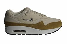 Nike WMNS Air Max 1 PRM SC Trainers AA0512 200 | Beige