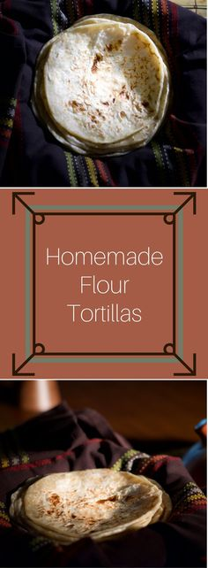 Learn how to make homemade flour tortillas by hand. These are authentic, fresh and all-natural, with no preservatives or additives. Honduran Recipes, Mexican Food Recipes, How To Make Homemade, How To Make Bread, Baleadas Recipe, Honduras Food, Cooking For Dummies, Cooking Tips, Latin American Food