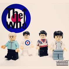 The Who LEGO Band